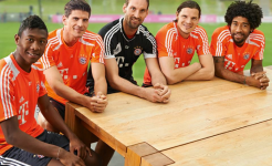 Bayern München for Allianz