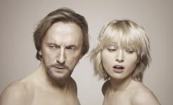 Stern Magazin-Marius und Mimi Westernhagen